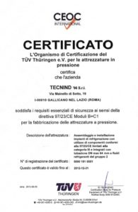 ped certificazione