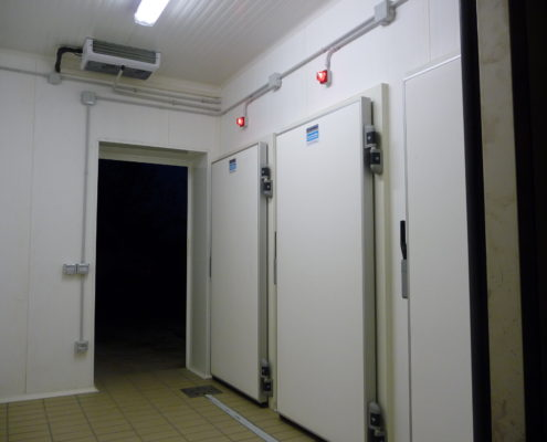 Tecnofreddo, impianti frigoriferi, minicaseifici, pannelli frigoriferi