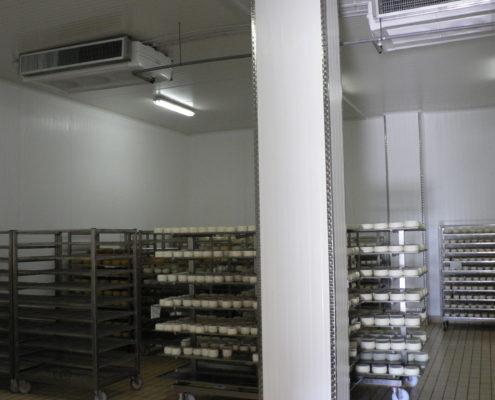 Tecnofreddo, impianti frigoriferi, celle frigorifere