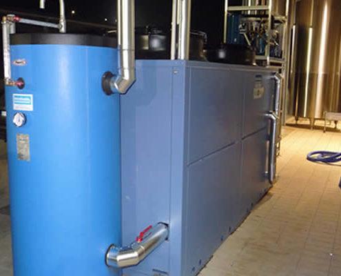 Tecnofreddo, impianti frigoriferi, refrigeratore, chiller