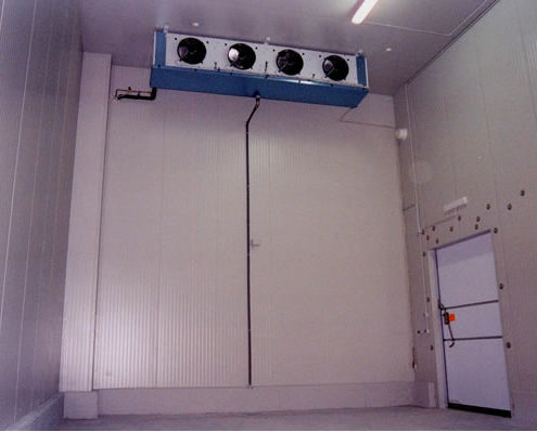 Tecnofreddo, impianti frigoriferi, pannelli frigoriferi