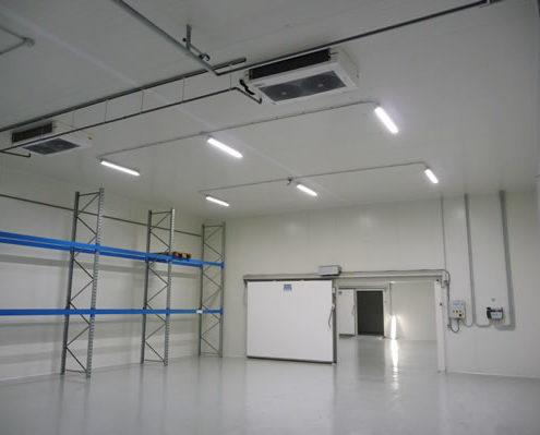 Tecnofreddo, impianti frigoriferi, pannelli frigoriferi, pannelli isotermici